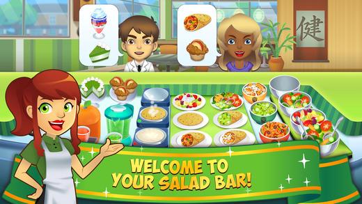 My Salad Bar Ekran Görüntüleri - 5