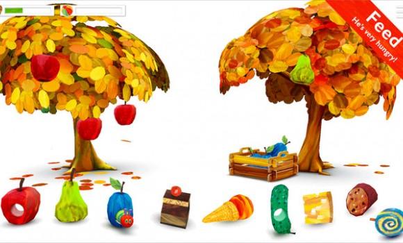 My Very Hungry Caterpillar Ekran Görüntüleri - 3