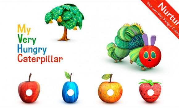 My Very Hungry Caterpillar Ekran Görüntüleri - 4