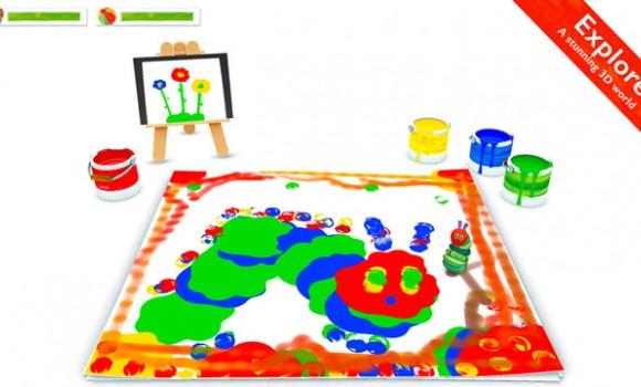 My Very Hungry Caterpillar Ekran Görüntüleri - 1