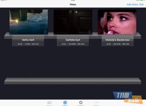 My Video Safe Ekran Görüntüleri - 1