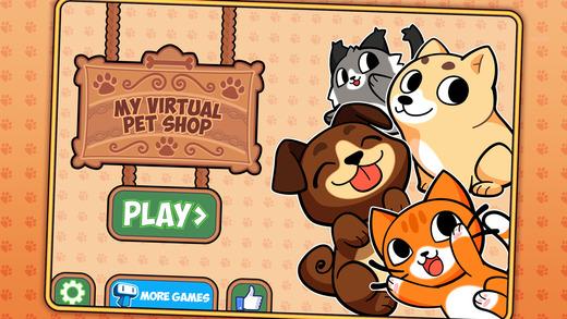 My Virtual Pet Shop Ekran Görüntüleri - 1