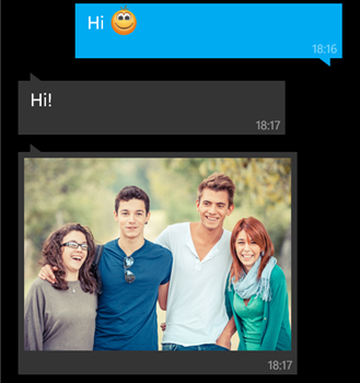 myChat Ekran Görüntüleri - 1