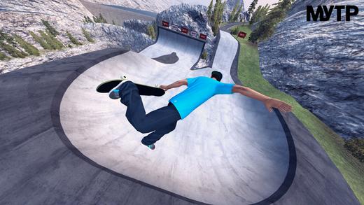 MyTP Skateboarding Ekran Görüntüleri - 4