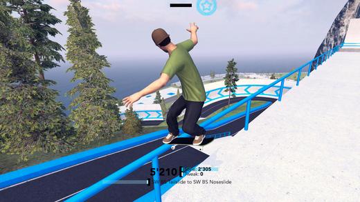 MyTP Skateboarding Ekran Görüntüleri - 3