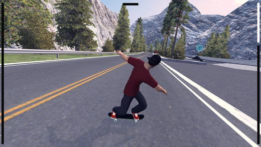 MyTP Skateboarding Ekran Görüntüleri - 1
