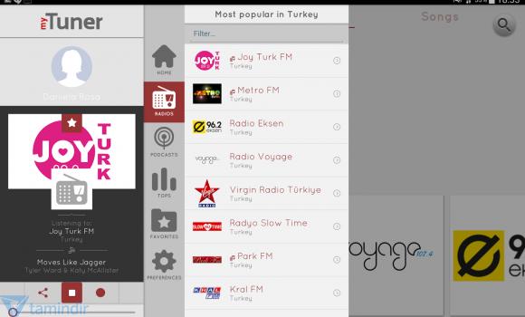 myTuner Radio Ekran Görüntüleri - 3