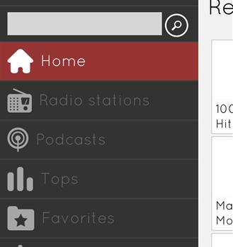 myTuner Radio Ekran Görüntüleri - 2