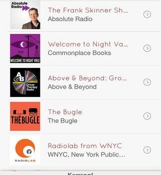 myTuner Radio Ekran Görüntüleri - 1
