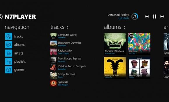 n7player Ekran Görüntüleri - 1