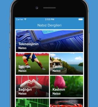 Nabız Ekran Görüntüleri - 2