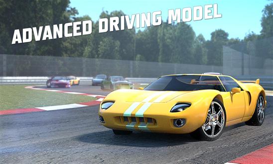 Need for Racing: New Speed Car Ekran Görüntüleri - 2