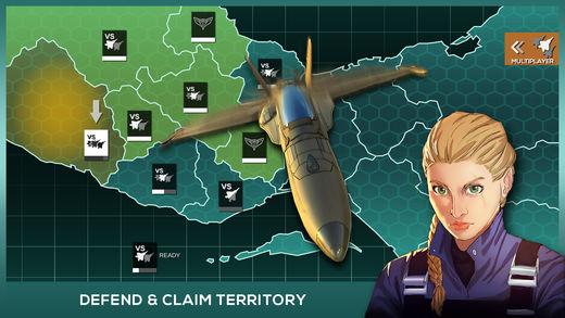 Nemesis: Air Combat Ekran Görüntüleri - 5