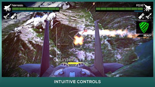 Nemesis: Air Combat Ekran Görüntüleri - 2