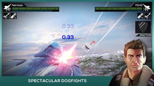 Nemesis: Air Combat Ekran Görüntüleri - 1
