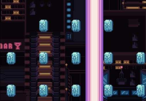 Neon Drifters Ekran Görüntüleri - 1