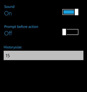 NeoReader Ekran Görüntüleri - 2