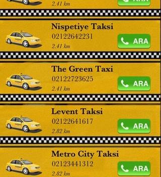 Nerde Bu Taksi Ekran Görüntüleri - 3