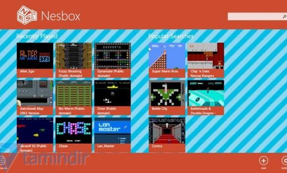 NESbox Ekran Görüntüleri - 3