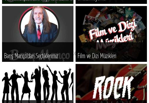 netd müzik Ekran Görüntüleri - 1