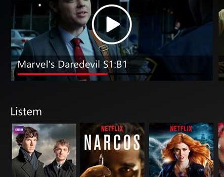 Netflix Ekran Görüntüleri - 3