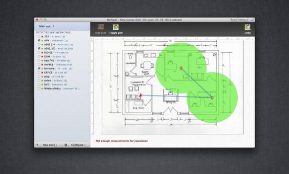NetSpot Ekran Görüntüleri - 5