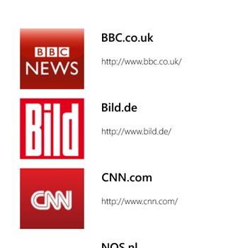 News Live Tiles Ekran Görüntüleri - 3