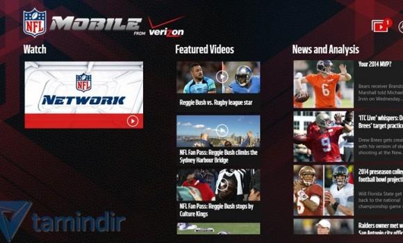 NFL Mobile Ekran Görüntüleri - 3