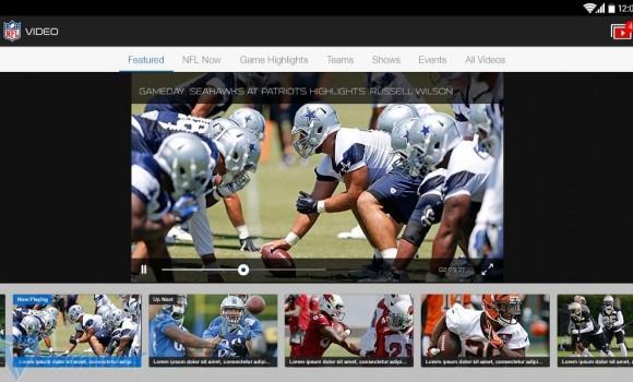 NFL Mobile Ekran Görüntüleri - 2