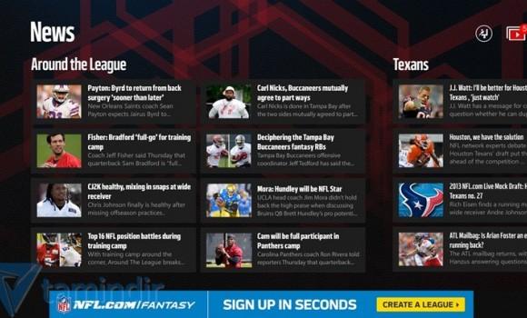 NFL Mobile Ekran Görüntüleri - 1