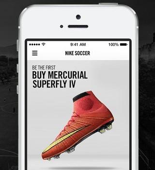 Nike Football Ekran Görüntüleri - 3