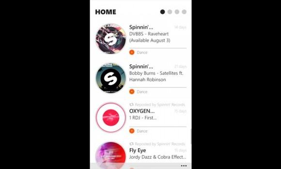 Nimbus for SoundCloud Ekran Görüntüleri - 2