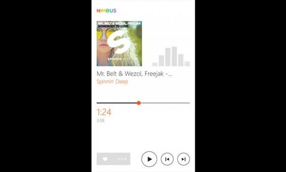 Nimbus for SoundCloud Ekran Görüntüleri - 1