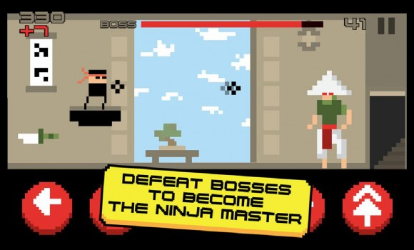 Ninja Madness Ekran Görüntüleri - 1