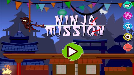 Ninja Mission Ekran Görüntüleri - 4