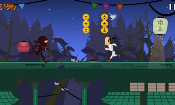 Ninja Mission Ekran Görüntüleri - 1