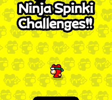 Ninja Spinki Challenges Ekran Görüntüleri - 5