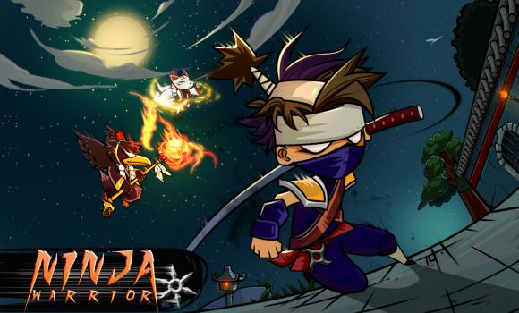 Ninja Warrior: Revenge Ekran Görüntüleri - 4