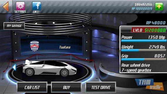 Nitro Nation Drag Racing Ekran Görüntüleri - 3