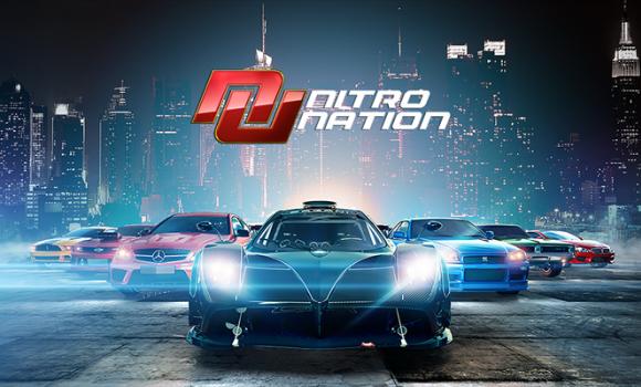 Nitro Nation Ekran Görüntüleri - 1