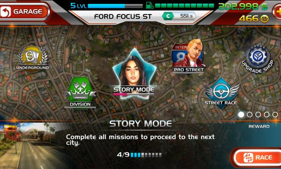 Nitro Nation Stories Ekran Görüntüleri - 1