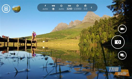 Nokia Camera Ekran Görüntüleri - 2