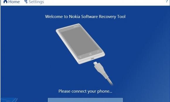Nokia Software Recovery Tool Ekran Görüntüleri - 3