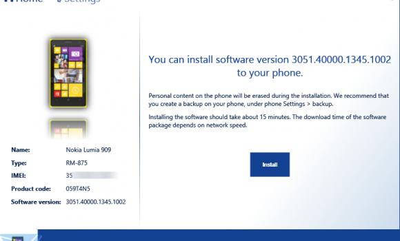 Nokia Software Recovery Tool Ekran Görüntüleri - 2