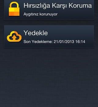 Norton Mobile Security Ekran Görüntüleri - 2