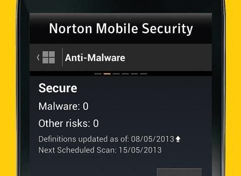 Norton Mobile Security Ekran Görüntüleri - 3