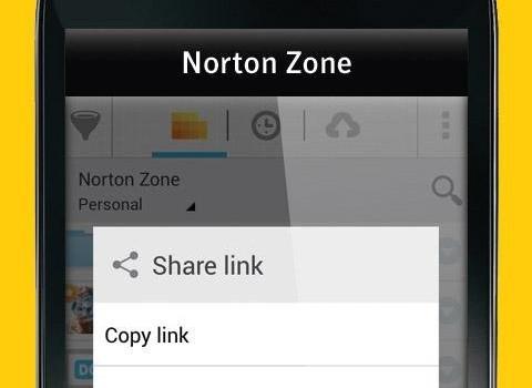 Norton Zone Ekran Görüntüleri - 2