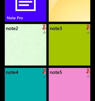 Not Defteri Pro Ekran Görüntüleri - 5