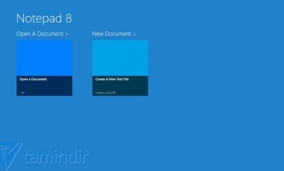 Notepad 8 Ekran Görüntüleri - 3