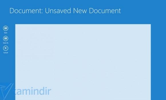Notepad 8 Ekran Görüntüleri - 2